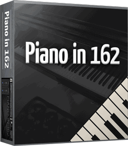 A piano sample library by Ivy Audio for Kontakt or Szforando