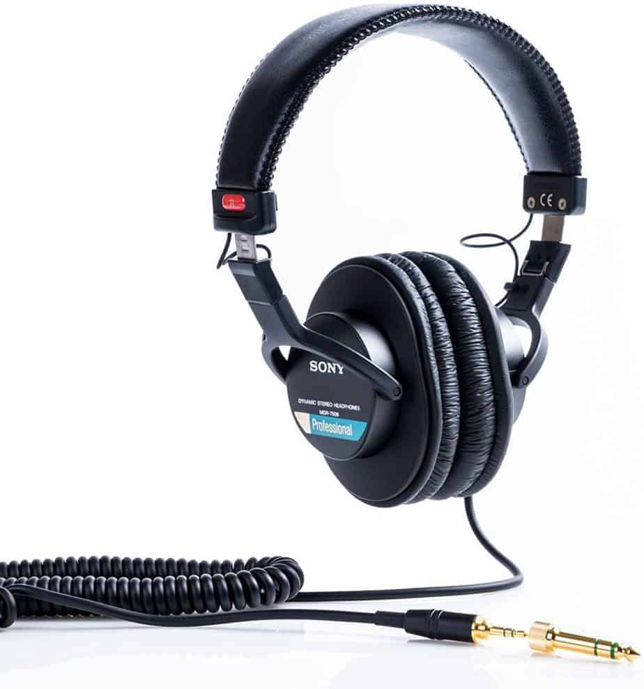 sony mdr 7506 music production headphones