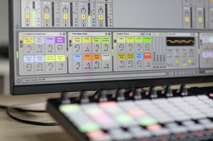 ableton custom effects for workflow